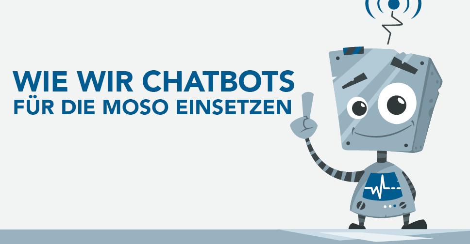 Wie wir Chatbots für unsere MonitoringSolution einsetzen