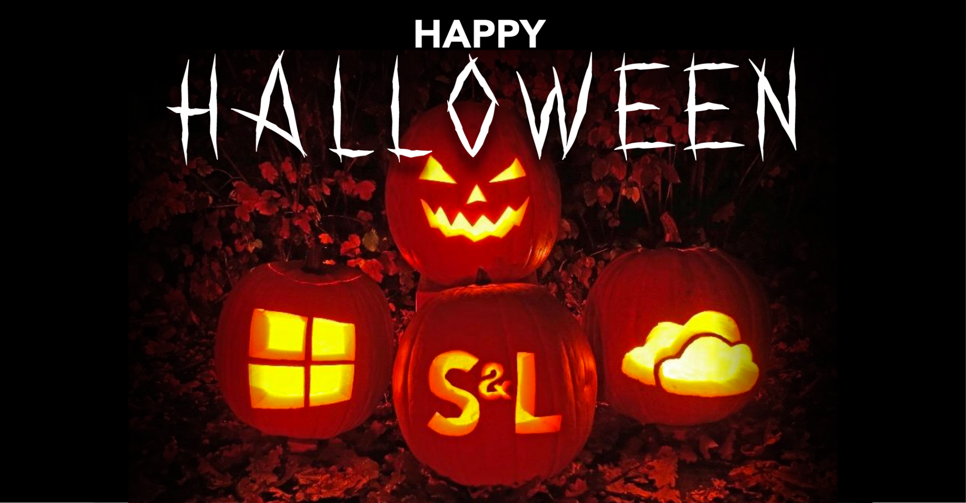 Happy Halloween 2017 – Don't be scared of the Cloud!