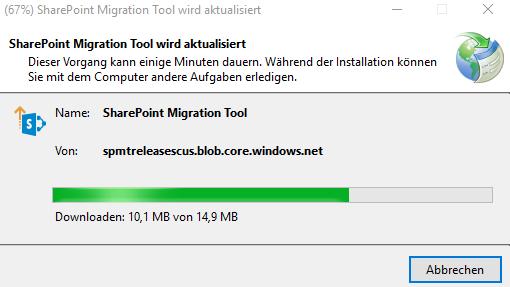 Installation Migration Tool
