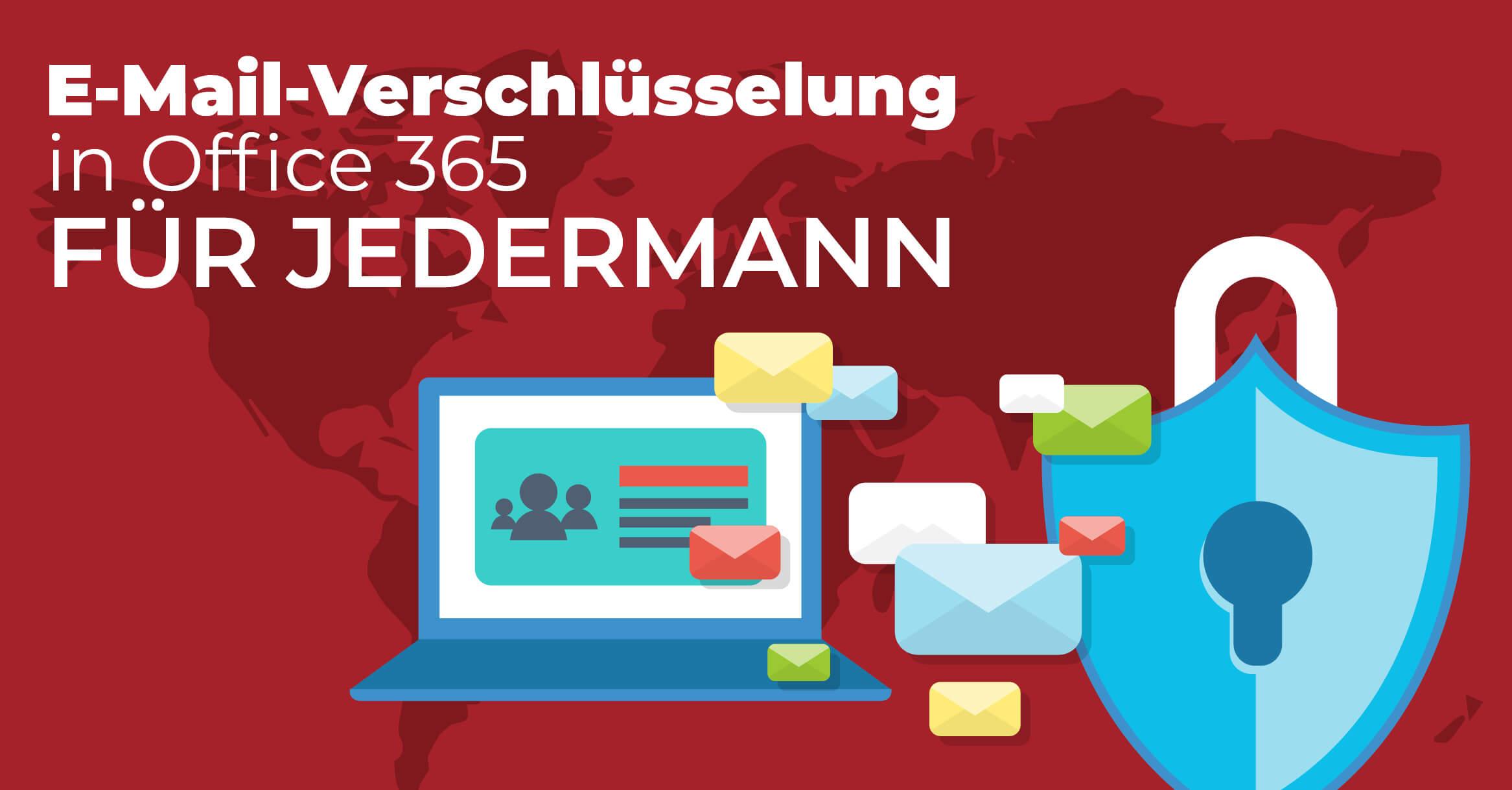 Email Verschlüsselung Office365