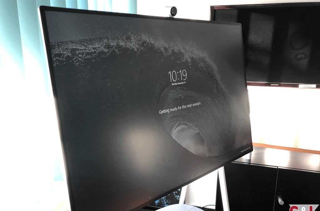 Das neue Surface Hub 2s